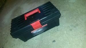 Kutija pvc za alat