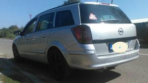 Opel Astra H karavan