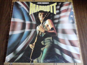 Steve Marriott ‎– Marriott lp