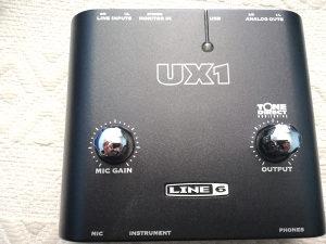 Line 6 UX1