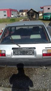 Toyota Corolla moze u djelovima