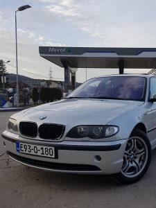 BMW e 46 320d