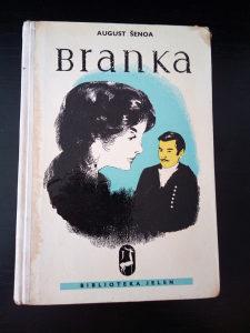August Šenoa / Branka & Karanfil s Pjesnikova Groba