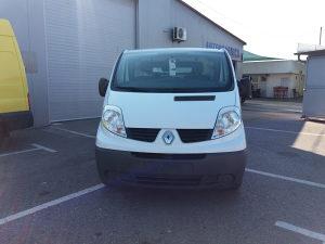 Renault Trafic 2012  AUTOMATIK