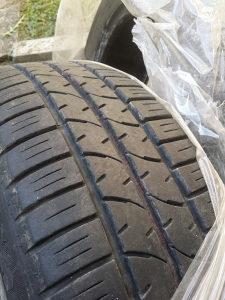 4 ljetne gume Michelin Firestone 7mm sare