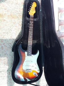 Elektricna gitara Blade Texas Classic