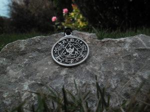 Magicni Jupiterov talisman kralja Solomona ogrlica