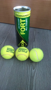 LOPTICE TENIS  DUNLOP ALL COURT FORT
