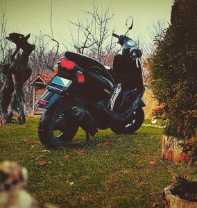 Yamaha neos 49 ccm (kubika)