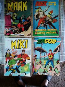 Stripovi romani