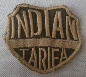 Indian bedž (prisivka)