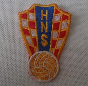 HNS bedž - Hrvatska (prisivka )