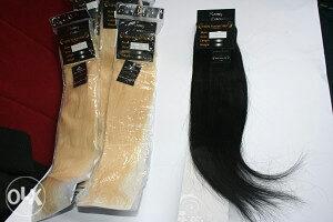 Extenzije prirodna kosa na klipse