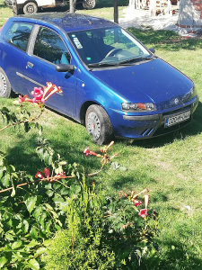 Fiat Punto 1.2b registrovan