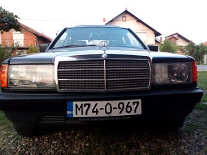 Mercedes-Benz A 190