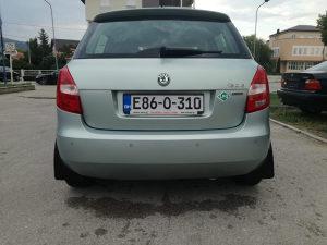 Škoda Fabia 1.6 16v