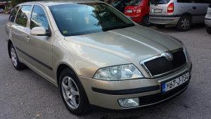 Škoda Octavia  1,9 tdi registrovana