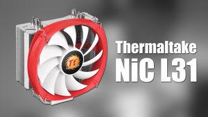 CPU COOLER THERMALTAKE NIC L31