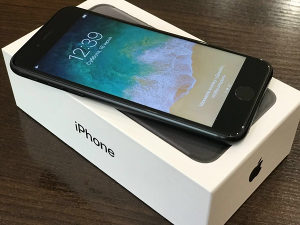Iphone 7 32gb matte black kao nov