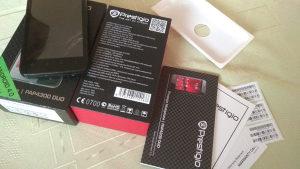 Mobitel Prestigio MultiPhone 4300 Duo
