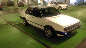 Jetta Mk2 GTI