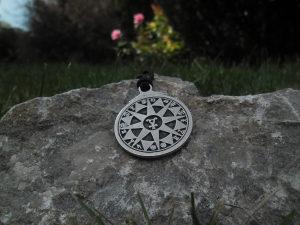 Talisman zastitnik putnika,Hermesova zvezda ogrlica