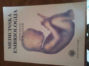 Medicinska embriologija