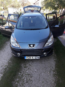 Peugeot 307 1.6 Hdi 66kw 2007g