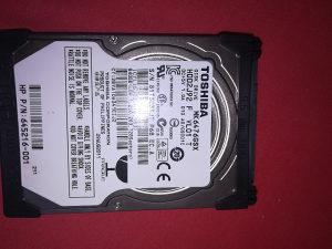 HDD 640GB TOSHIBA