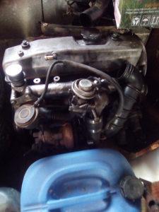 Motor 2.5 dizel