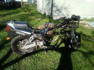 Kawasaki GPX 500 (Dijelovi)