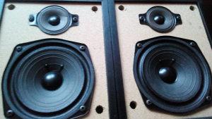 Pioneer zvucnici za auto sa visokotoncima