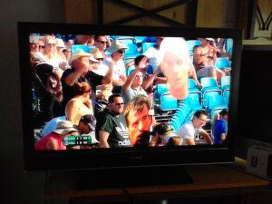 lcd tv sony 40''