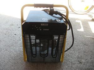 Kalorifer na struju sa ventilatorom