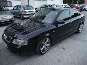 Audi A4 quattro 2002.