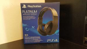 Sony PlayStation 4 Platinum Headset PS4 Slusalice