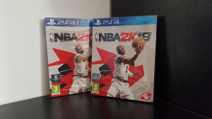 NBA 2K18 - Steelbook Edition (PS4 - Playstation 4)