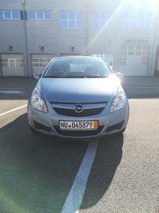 Opel Corsa D 1.2 benzin 12/2007 98.000km