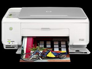 HP Photosmart C3180 All-in-One Printer