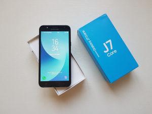 Samsung Galaxy J7 Core 2017 Duos // KAO NOVO //