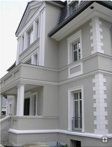 Fasadni i unutrašnji ukrasi,ukrasne fasade i enterijer