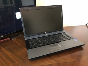 HP 625 AMD 2.3GHz/ 4GB ram/ 120g ssd