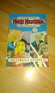 Marti Misterija LMS br. 34: Misterija i Anabel Li (3)
