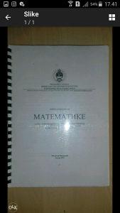 Zbirka zadataka za eksterno vrednovanje iz matematike