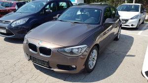BMW 116d [2014] - NAVI