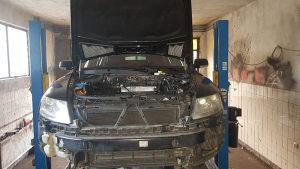VW Pheaton farovi