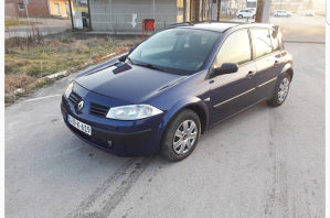 Renault megane 2004.