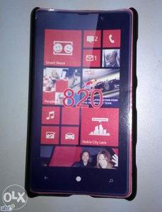 Nokia Lumia 820 kvalitetna maska