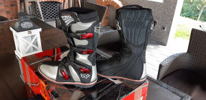 Moto cross kros enduro cizme