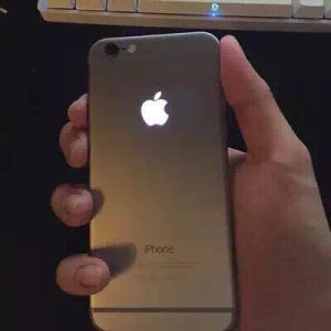 Apple logo iphone 6 LED